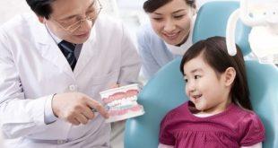 chăm sóc răng miệng cho trẻ