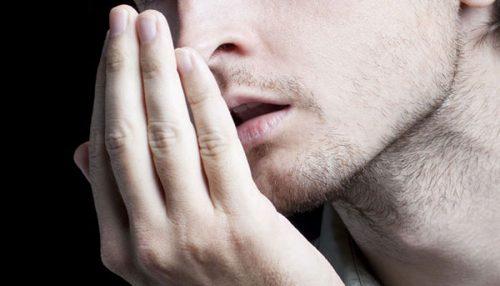 cách nhận biết hôi miệng