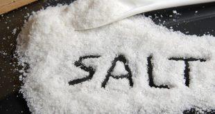 Trị hôi miệng bằng muối