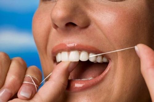 vệ sinh răng miệng đúng cách