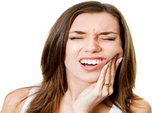 biến chứng của sâu răng