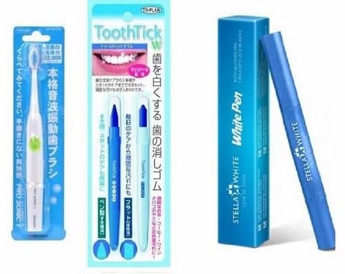 Hiệu quả sử dụng của que tẩy trắng răng