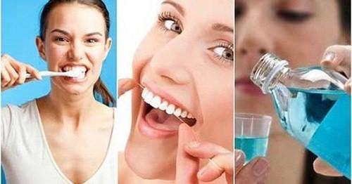 Hướng dẫn sử dụng nước súc miệng từ nha sĩ