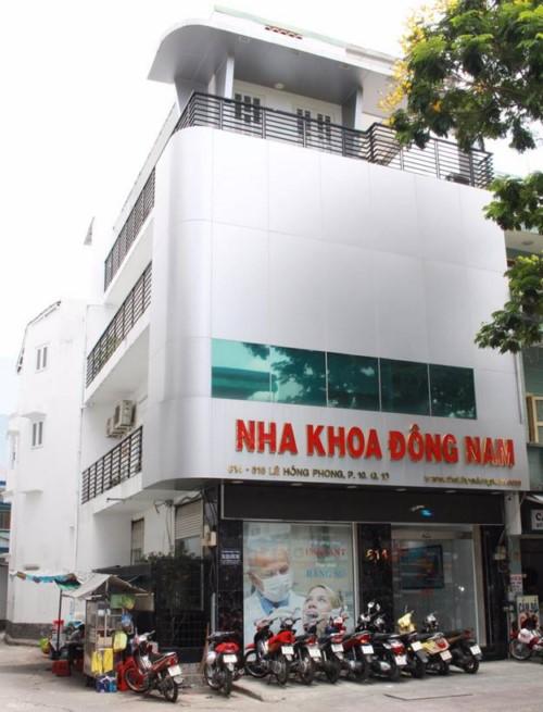 Nha Khoa Đông Nam Lê Hồng Phong, Quận 10