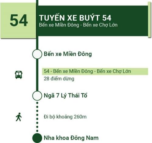 xe buýt 54
