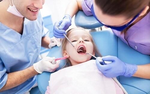 Những biện pháp vệ sinh răng miệng cho trẻ em?