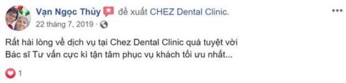 Chez Dental Clinic - SH-03 Central 1, Vinhomes Tân Cảng, Bình Thạnh Có Tốt Không?