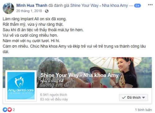 Nha Khoa Amy - 166C Trần Đình Xu, Quận 1 Có Tốt Không?