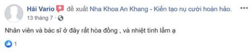 Nha Khoa An Khang - 68 Thạch Thị Thanh, Quận 1 Có Tốt Không?