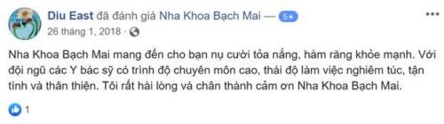 Nha Khoa Bạch Mai - 13 Nguyễn Công Hoan, Ba Đình Hà Nội Có Tốt Không?