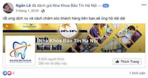 Nha Khoa Bảo Tín Hà Nội - 93 Yên Lãng, Đống Đa, Hà Nội Có Tốt Không?