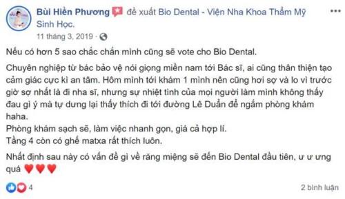 Nha Khoa Bio Dental - 51B Lê Duẩn, Hoàn kiếm, Hà Nội Có Tốt Không?