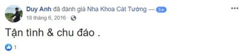 Nha Khoa Cát Tường - Số 16 -18 Độc Lập, Quận Tân Phú Có Tốt Không?