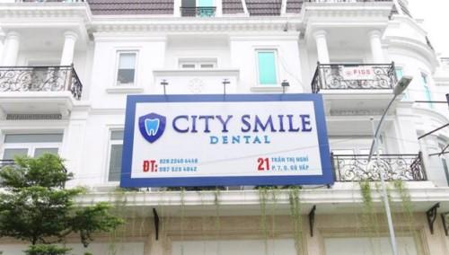 Nha Khoa City Smile Dental - 21 Trần Thị Nghỉ, Quận Gò Vấp Có Tốt Không?