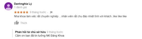 Nha Khoa Đăng Khoa - 320D Phạm Hùng, Quận 8 Có Tốt Không?