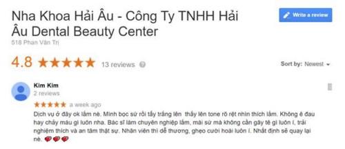 Nha Khoa Hải Âu - 518 Phan Văn Trị, Quận Gò Vấp Có Tốt Không?