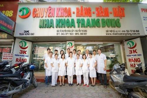 Nha Khoa Trang Dung - 3B - 3K Trần Hưng Đạo, Hai Bà Trưng Hà Nội Có Tốt Không?