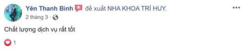 Nha Khoa Trí Huy - 766 Âu Cơ, Quận Tân Bình Có Tốt Không?