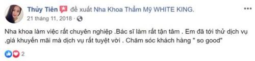 Nha Khoa White King - 570 Nguyễn Đình Chiểu, Quận 3 Có Tốt Không?