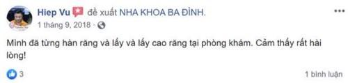 Nha Khoa Ba Đình - 57 Linh Lang Ba Đình Hà Nội Có Tốt Không?