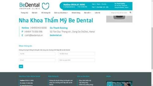 Nha Khoa Be Dental - 56 Nguyễn Đình Chiểu Quận 1 Có Tốt Không?
