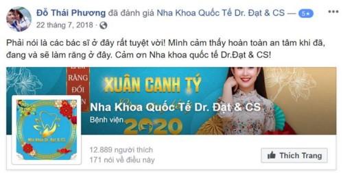 Nha khoa Dr. Đạt & CS - 06 Nguyễn Thị Thập Cầu Giấy Có Tốt Không?