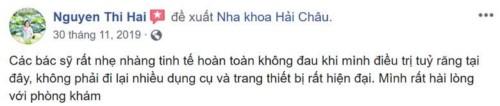 Nha Khoa Hải Châu - 66 Nguyễn Chí Thanh Đống Đa Hà Nội Có Tốt Không?