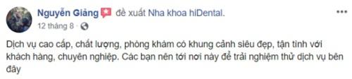 Nha Khoa hiDental - 161 Huỳnh Tấn Phát, Quận 7 Có Tốt Không?