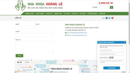 Nha Khoa Hoàng Lê - 444 An Dương Vương, Quận 5 Có Tốt Không?