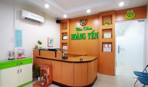 Nha Khoa Hoàng Yến - 207 Nguyễn Trãi, Quận 1 Có Tốt Không?