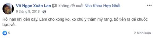 Nha Khoa Hợp Nhất - 403 Lê Hồng Phong, Quận 10 Có Tốt Không?