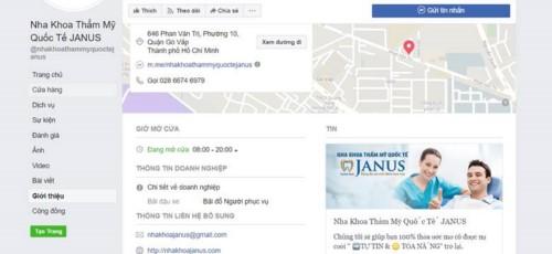 Nha khoa Janus - 646 Phan Văn Trị Gò Vấp có tốt không?