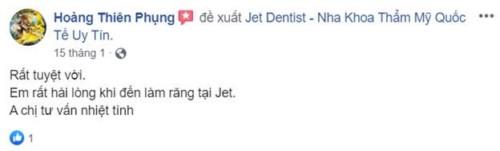 Nha Khoa Jet Dentist - 105A Trương Định, Quận 3 Có Tốt Không?