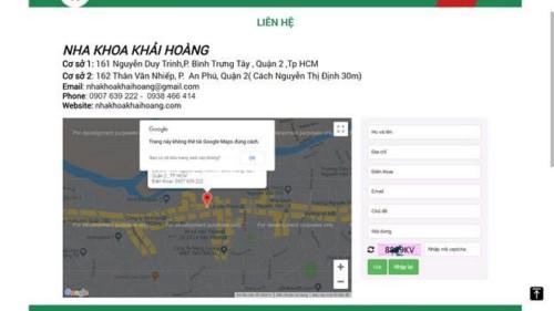 Nha Khoa Khải Hoàng - 162 Thân Văn Nhiếp, Quận 2 Có Tốt Không?