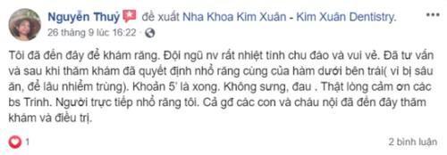 Nha Khoa Kim Xuân - 165 Ngô Tất Tố, Quận Bình Thạnh Có Tốt Không?