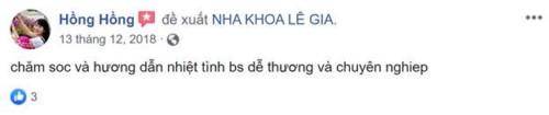 Nha Khoa Lê Gia - 163 Trần Văn Kiểu, Quận 6 Có Tốt Không?