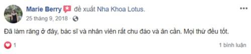 Nha Khoa Lotus - 456 - 458 Vĩnh Viễn, Quận 10 Có Tốt Không?
