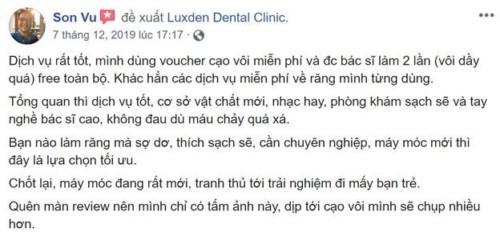 Nha Khoa Luxden - 11 Đường D4, Khu Đô Thị Him Lam, Quận 7 Có Tốt Không?