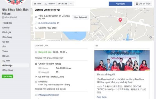 Nha Khoa Mikuni - Lotte Center 54 Liễu Giai Ba Đình Có Tốt Không?