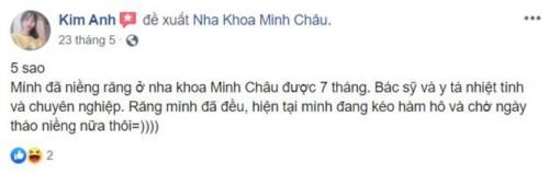 Nha Khoa Minh Châu - 455 Vũ Tông Phan Thanh Xuân Có Tốt Không?