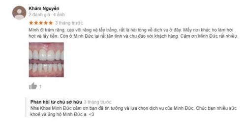 Nha Khoa Minh Đức - 37 Xuân Hồng, Quận Tân Bình Có Tốt Không?