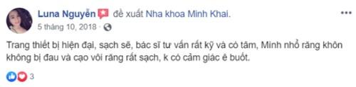 Nha Khoa Minh Khai - 199 Nguyễn Thị Minh Khai Quận 1 Có Tốt Không?