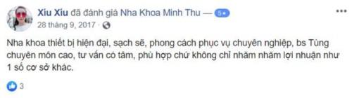 Nha Khoa Minh Thu - 92 Hoàng Ngân Cầu Giấy Hà Nội Có Tốt Không?
