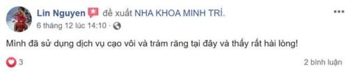 Nha Khoa Minh Trí - 152 Nguyễn Văn Nghi Gò Vấp Có Tốt Không?