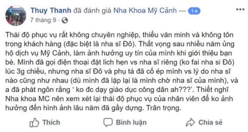 Nha Khoa Mỹ Cảnh - 804 Trần Hưng Đạo Quận 5 Có Tốt Không?