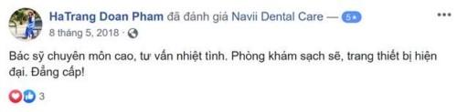 Nha Khoa Navii - 42 Cửa Đông Hoàn Kiếm Có Tốt Không?