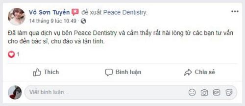 Nha Khoa Peace Dentistry – 565 Trần Hưng Đạo, Quận 1 Có Tốt Không?