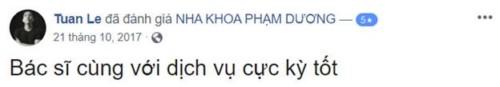 Nha Khoa Phạm Dương - 52 Bà Triệu Hoàn Kiếm Có Tốt Không?