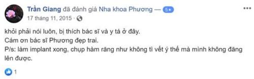 Nha Khoa Phương - 12 Văn Cao Ba Đình Có Tốt Không?