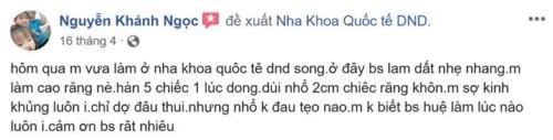 Nha khoa Quốc tế DND - 157 Bùi Thị Xuân Hai Bà Trưng có tốt không?
